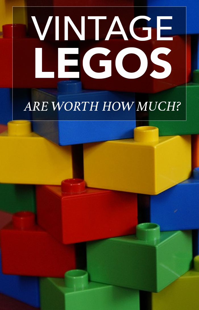 Find it Friday: Vintage Lego Sets