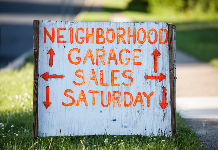 7 Ridiculously Smart Yard Sale Strategies that Every Shopper Should Know